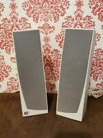 JBL Pro Compaq Speakers Pair 304257-001 Tested Working