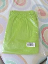 NEW SEALED  CERVELLE CLAMDIGGER PANTS LIME GREEN SIZE MEDIUM  MADE IN THE USA !