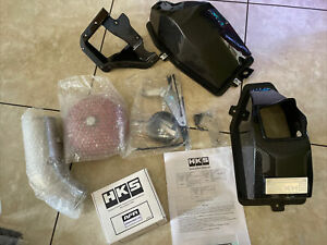 HKS DryCarbon COLD AIR INTAKE FULL KIT FK8 for 17+ Civic Type R