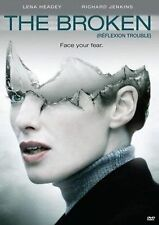 NEW HORROR  DVD // The Broken  - AFTER DARK - Lena Headey,Richard Jenkins,