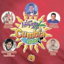 Various Artists : Los Mejores de la Cumbia 2002 CD