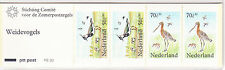 NVPH Postzegelboekje PB 30 Weidevogels Postfris  E-0213