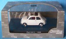 FIAT 500L WHITE 1968 STARLINE 514521 1/43 DIE CAST 500 L 1:43 BIANCA WEISS