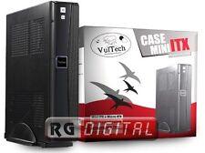 CASE MINI ITX ATX USB JACK 3,5 CAVO SATA 4PIN SATA MOLEX 20/24PIN VULTC GS-1555