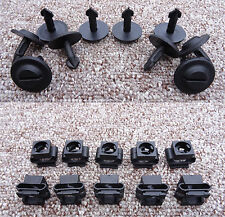 VAUXHALL ENGINE UNDERTRAY CLIPS AND CLAMPS SPLASHGUARD UNDER COVERS
