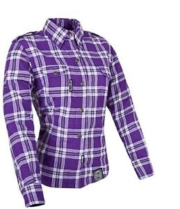 NOS SPEED AND STRENGTH 878962 SMOKIN ACES MOTO SHIRT PURPLE  SIZE WOMENS XS
