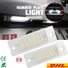 2X LED Kennzeichenbeleuchtung Für VW Golf 5 T5 Passat Jetta Touran Caddy Skoda