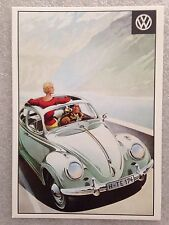 Volkswagen - Scenic Route Post Card 1st On eBay Car Postcard. Own It!