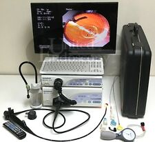 OLYMPUS  CV-160 & CLV-160 Evis Exera Video Bronchoscope Set Endoscopy, Endoscope