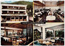 Mehrbild-Ak 5451 Waldbreitbach, Hotel 4 Jahreszeiten, gelaufen 1970 (16z1)