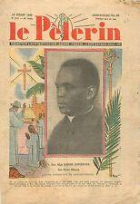 Emmanuel Kiwanuka Nsubuga Archbishop Kampala Cardinal Uganda Ouganda  WWII 1939