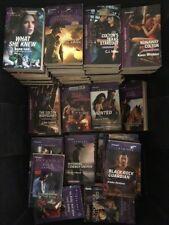 Lot Of 10 Romance Romantic suspense intrique Paperback Books FICTION Mix Random