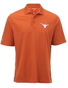Texas Longhorns Burnt Orange Polo Shirt - Multiple Sizes Available