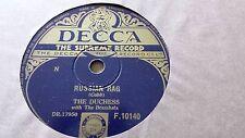 La duchesse russe Rag & Jim confitures DECCA F10140