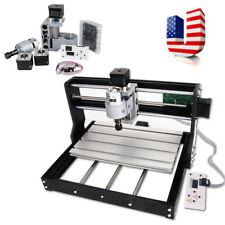 Good Cnc Router Mini Laser Engraver Diy Wood Milling Drill Carving Machine Kit
