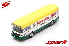 S2658 Spark: 1/43 Transporter Saviem S45 BP Ligier Team 24 Hours of Le Mans 1971