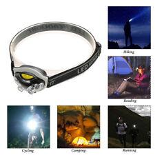 1200LM 6 LED Luces Faro Linterna De Cabeza Para Senderismo Camping Ciclismo