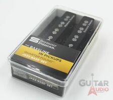 Seymour Duncan Quarter Pound SJB-3 Jazz Bass Neck & Bridge Pickups Set - 1140...