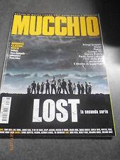 IL MUCCHIO SELVAGGIO n° 624/625 anno 2006 - LOST LA SERIE TV