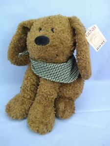 Gund @ Home Sugar Sacks 11 Inch Bean Bag Dog Plush