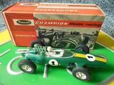 Jouef Playcraft Lotus X356 Champion F1 33 Formula Clark Scalextric Slot Racing