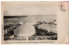 CPA Cirque Barnum et Bailey - 6. Vue à vol d'oiseau de la Cité des Tentes