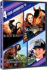 CLASSIC HORSE FAVORITES: 4 FILM FAVORITES (2PC) - DVD - Region 1
