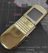 TELEFONO CELLULARE NOKIA 8800 SIROCCO GOLD ORO 24K GSM LUXURY LUSSO ORIGINALE