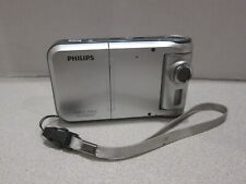 Philips SIC3608S/G7 8MP Digital Camera Silver
