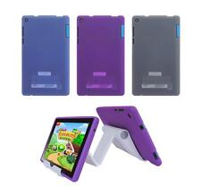 """View Stand Holder + TPU Gel Skin Case Cover for Lenovo Tab 3 Essential 7"""" 710F"""