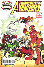 Mighty Avengers #30   Super Hero Squad Variant Cover