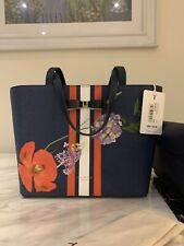 Ted Baker TITANIA Leather Tote Shopper Bag Hedgerow Floral