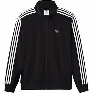 Adidas Bouclette Jacket Black White BNWT