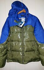 Oakley Skull Down Puffer Ski Snow Hooded Jacket: Medium (NWT)