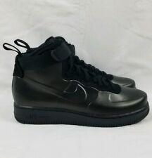 defbf812684 Nike Air Force 1 Foamposite Cup Men s Sz 11 Triple Black AH6771-001 AF1  Sneakers