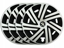 HUBCAPS 16 fit to PEUGEOT 407 307 308 207 508 5008 CKM