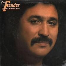Freddy Fender(Vinyl LP)Together We Drifted Apart-CBS-36284-1980-M-/M