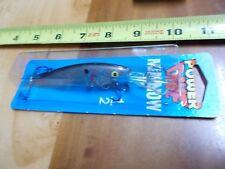 Luhr Jensen Power Dive Minnow 1/2 oz. Lure Fishing  NIP Clearwater Flash