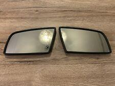 BMW e60 e61 e63 e64 OEM Mirror glass SET Heated & Dimming 51167168181 from 09/05