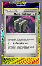 Machine Technique TS-2 - DP6 - 137/146 - Carte Pokemon Neuve Française