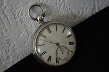 "Antique Pocket Watch - Engravings ""James Hodgson Skipton"" - FOR PARTS OR REPAIR"