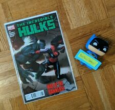 The Incredible Hulks #628 Red She-Hulk Marvel 2011 First Print NM