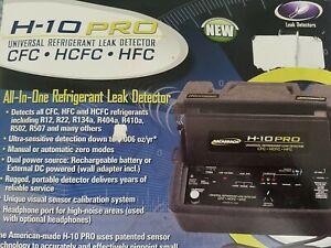 NEW BACHARACH H10-PRO REFRIGERANT FREON HVAC AIR CONDITIONER AC LEAK DETECTOR
