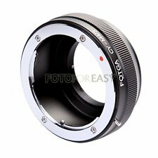 FOTGA Contax C/Y CY lens To Micro 4/3 m43 GF1 EP1 G1 G2 GF6 EP5 EM5 EPL5 Adapter