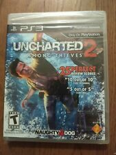 Uncharted 2: Among Thieves PS3 New Sealed