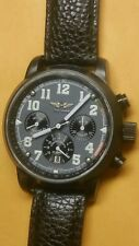 Russian Chronograph manual wind AVIATOR 25 Jewels Limited 100 pieces