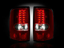 RECON 2004-2008 Ford F-150 Rear LED Left & Right Tail Lights Red Lens Finish
