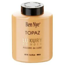 Ben Nye Topaz Luxury Powder 3 oz, Authentic