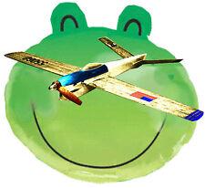 "Model Airplane Plans Vintage 1/2A  Span 18 3/4"" Speed Plane EAGLE I plan & notes"