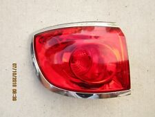 08 - 12 BUICK ENCLAVE CX CXL 4D SUV DRIVER LEFT SIDE TAIL LIGHT 25954941